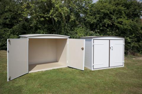 Accessoires, coffre jardin Mobil home | Home Loisirs