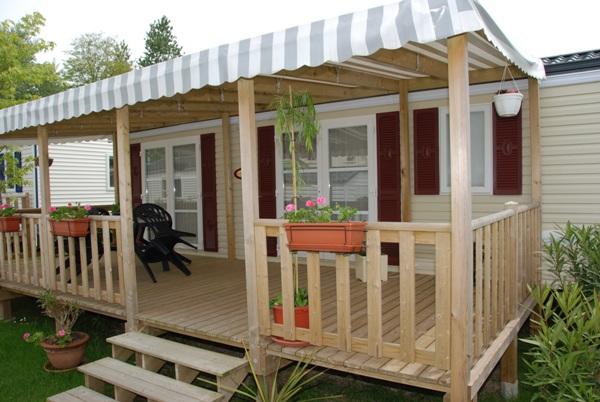 Nos Offres En Terrasses Pour Mobil Home Home Loisirs